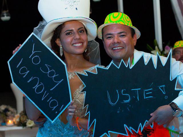 El matrimonio de Katia y César
