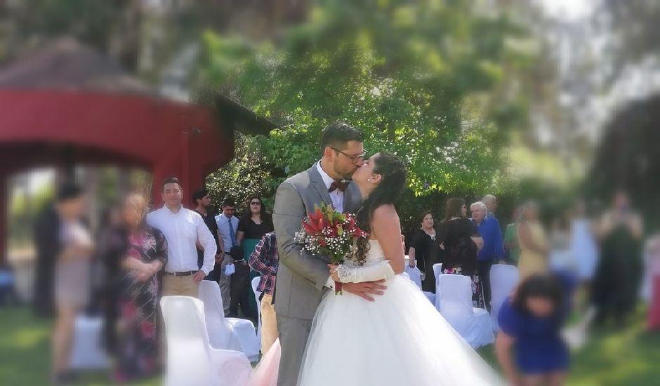 El matrimonio de Amisaddai y David  en Curicó, Curicó