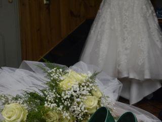 El matrimonio de Claudia y Juan José 1