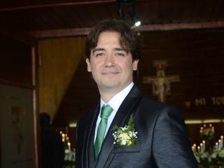 El matrimonio de Claudia y Juan José 3