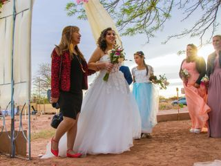 El matrimonio de Yani  y Ro  3