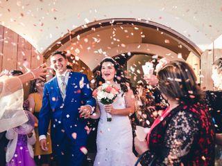 El matrimonio de Josefa y Gonzalo 1