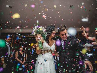 El matrimonio de Gisselle y Rafael