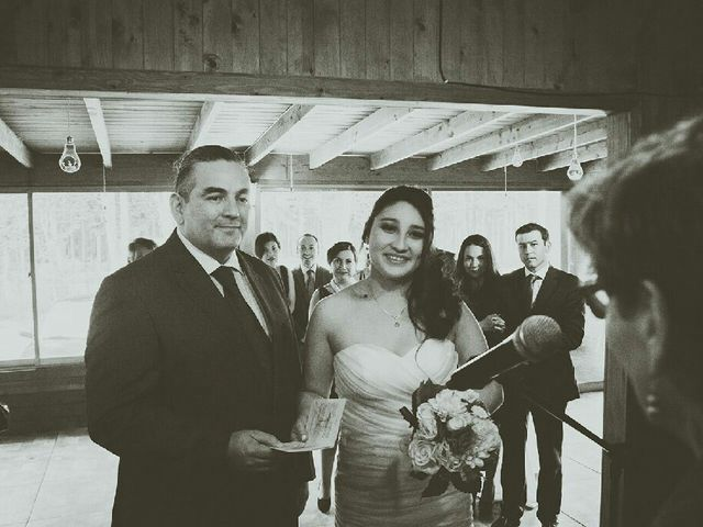 El matrimonio de Valeria y Ricardo
