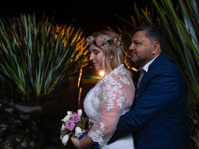 El matrimonio de Carolina y Francisco