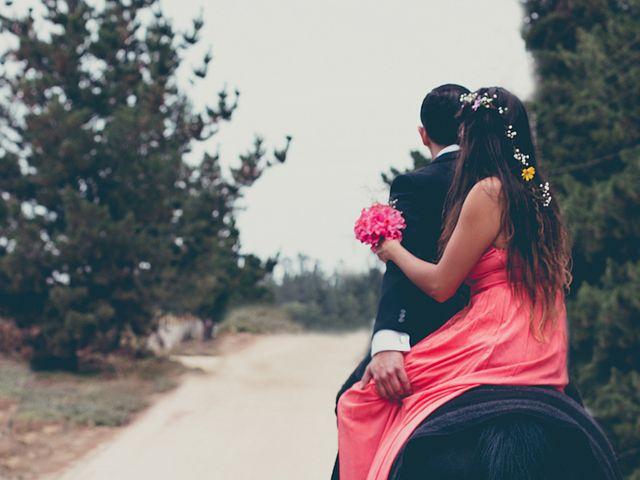 El matrimonio de Santiago y Nicol en Algarrobo, San Antonio 1