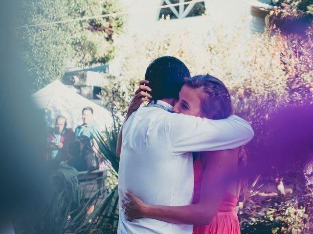 El matrimonio de Santiago y Nicol en Algarrobo, San Antonio 28