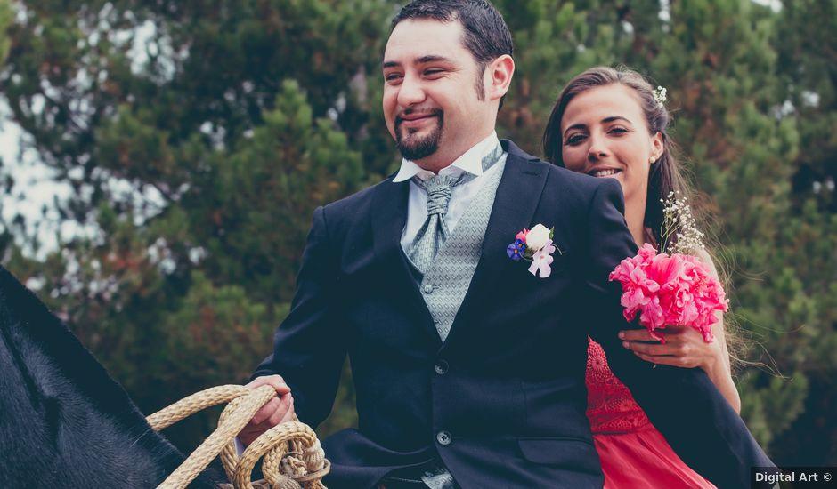 El matrimonio de Santiago y Nicol en Algarrobo, San Antonio