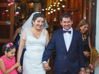 El matrimonio de Indira y Pedro 1