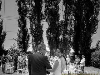 El matrimonio de Nataly y Pedro 2