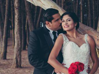 El matrimonio de Mayra y Roberto