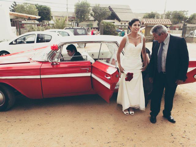 El matrimonio de Roberto y Mayra en Algarrobo, San Antonio 16