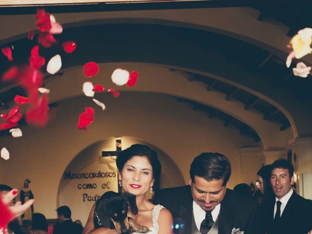 El matrimonio de Roberto y Mayra en Algarrobo, San Antonio 27