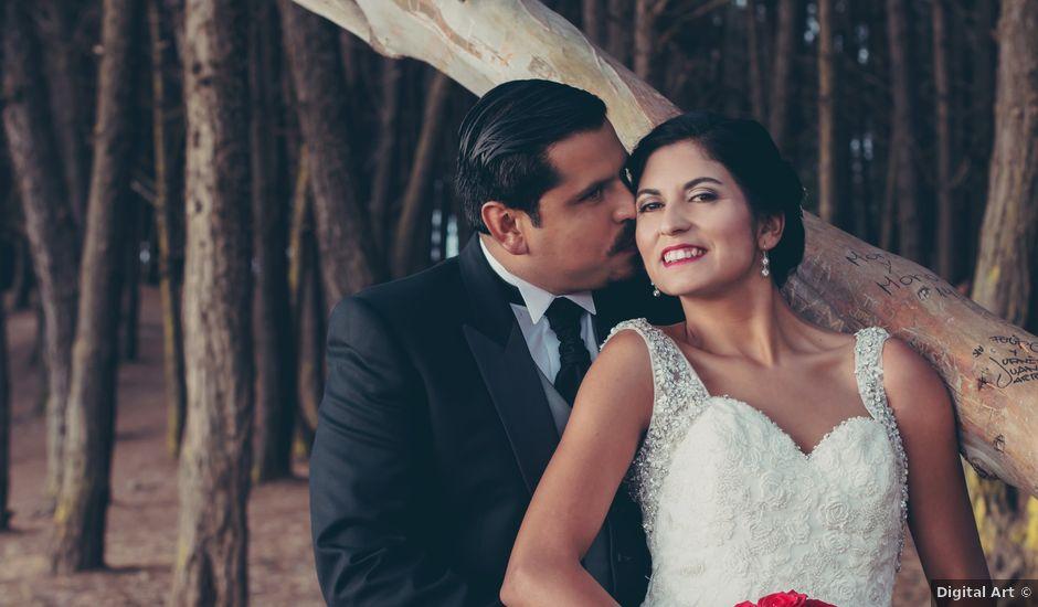 El matrimonio de Roberto y Mayra en Algarrobo, San Antonio