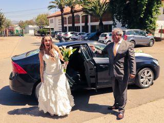 El matrimonio de Litsy y Cristian 3