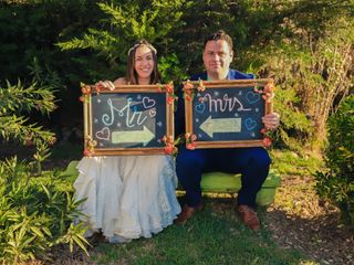 El matrimonio de Litsy y Cristian