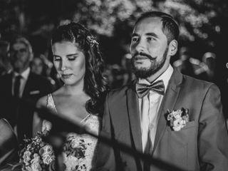 El matrimonio de María Ignacia y Óscar 1