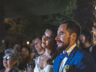 El matrimonio de María Ignacia y Óscar 2