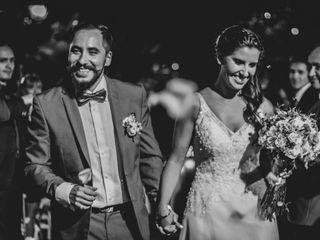 El matrimonio de María Ignacia y Óscar 3