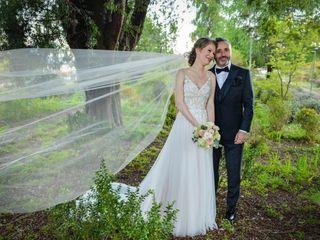 El matrimonio de Vyktoria y Marcos 1