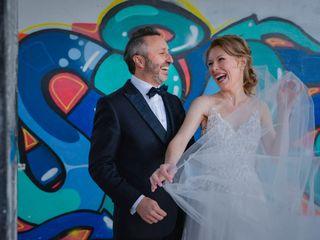 El matrimonio de Vyktoria y Marcos 2