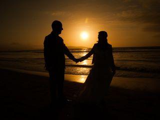 El matrimonio de Fanny y Salvador 1