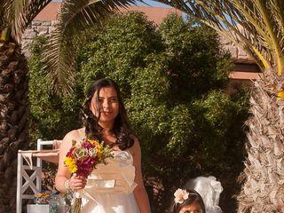 El matrimonio de Fanny y Salvador 2