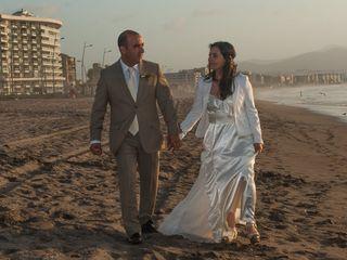 El matrimonio de Fanny y Salvador 3