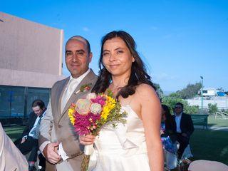 El matrimonio de Fanny y Salvador