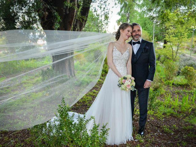 El matrimonio de Marcos y Vyktoria en Puerto Varas, Llanquihue 1