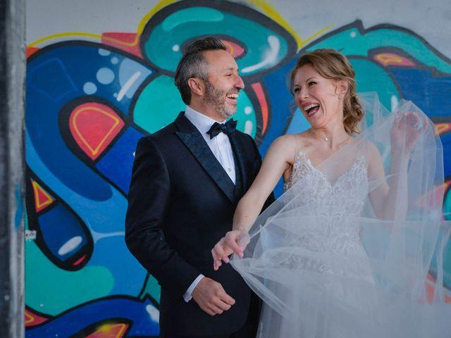 El matrimonio de Marcos y Vyktoria en Puerto Varas, Llanquihue 3