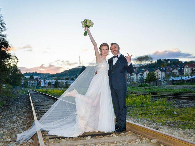 El matrimonio de Marcos y Vyktoria en Puerto Varas, Llanquihue 4