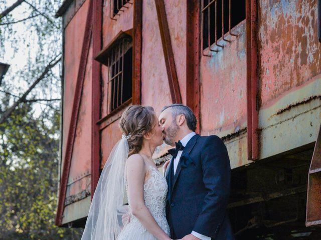 El matrimonio de Marcos y Vyktoria en Puerto Varas, Llanquihue 5