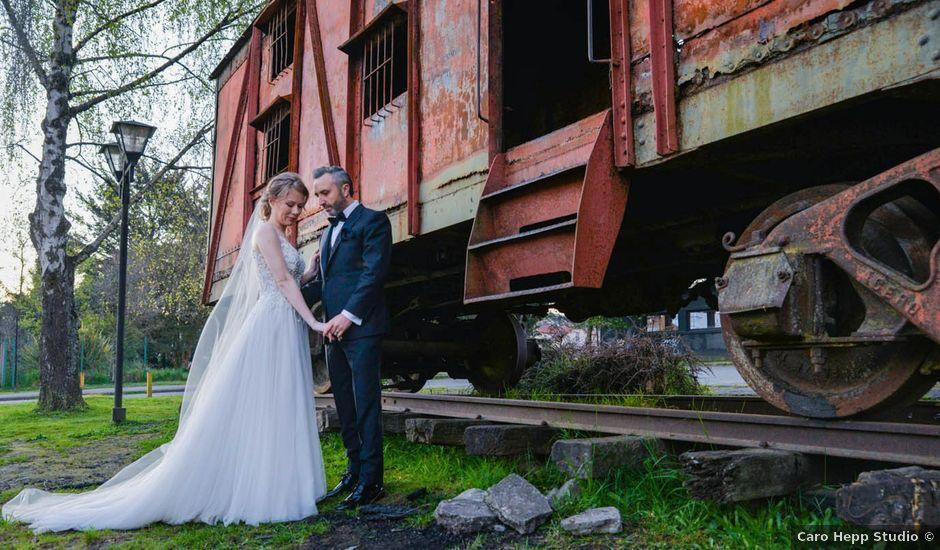 El matrimonio de Marcos y Vyktoria en Puerto Varas, Llanquihue