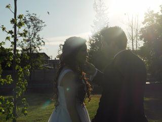 El matrimonio de Fabiola y Misael 2