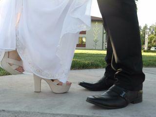 El matrimonio de Fabiola y Misael 3