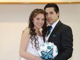 El matrimonio de Fabiola y Misael