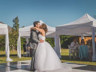 El matrimonio de Lore y Daniel 2