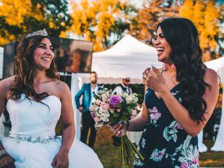 El matrimonio de Lore y Daniel 3