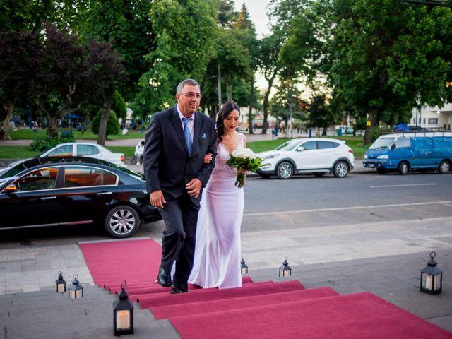 El matrimonio de Juan y Solange en Chillán, Ñuble 15