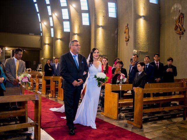El matrimonio de Juan y Solange en Chillán, Ñuble 17