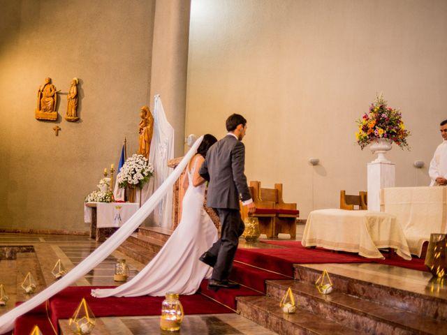 El matrimonio de Juan y Solange en Chillán, Ñuble 19