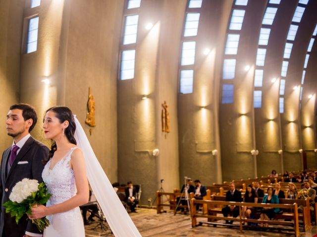 El matrimonio de Juan y Solange en Chillán, Ñuble 23