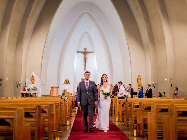 El matrimonio de Juan y Solange en Chillán, Ñuble 26