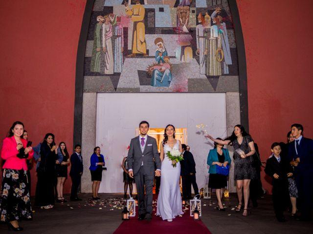 El matrimonio de Juan y Solange en Chillán, Ñuble 27