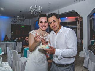 El matrimonio de Dominik y Diego