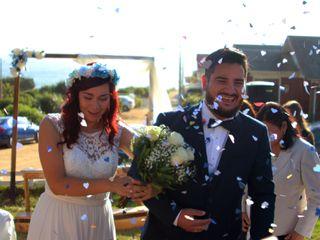 El matrimonio de Carolina  y Fabián