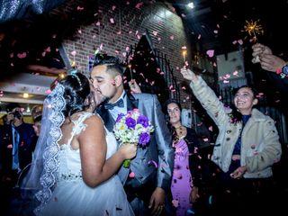 El matrimonio de Jonathan y Cecilia 1