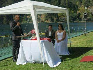 El matrimonio de Paz Alejandra  y Daniel Exequiel  1