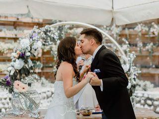 El matrimonio de Valentina y Matias